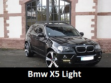 bmw x5 light